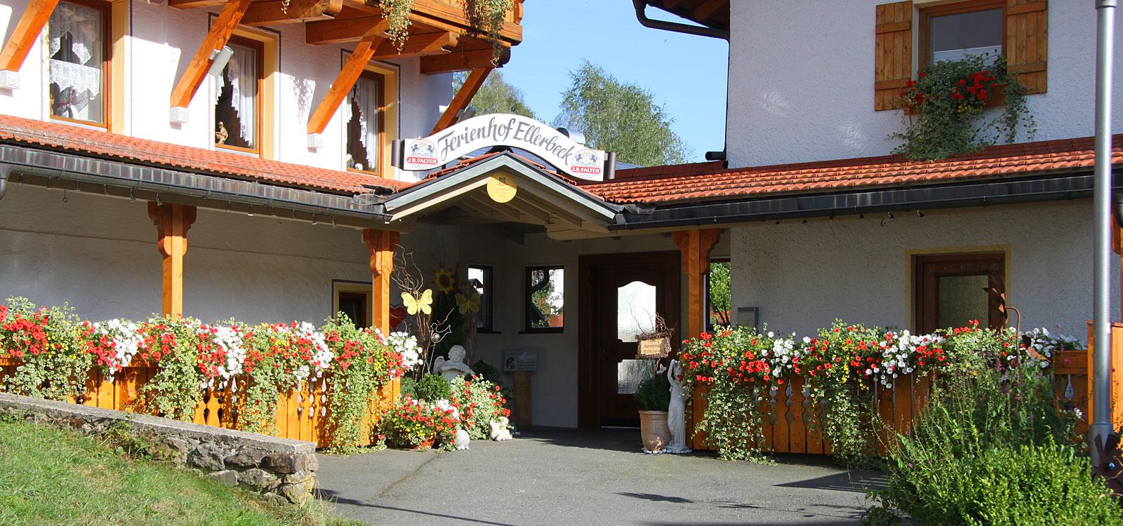 Gesundheitsferienhof im Bayerischen Wald