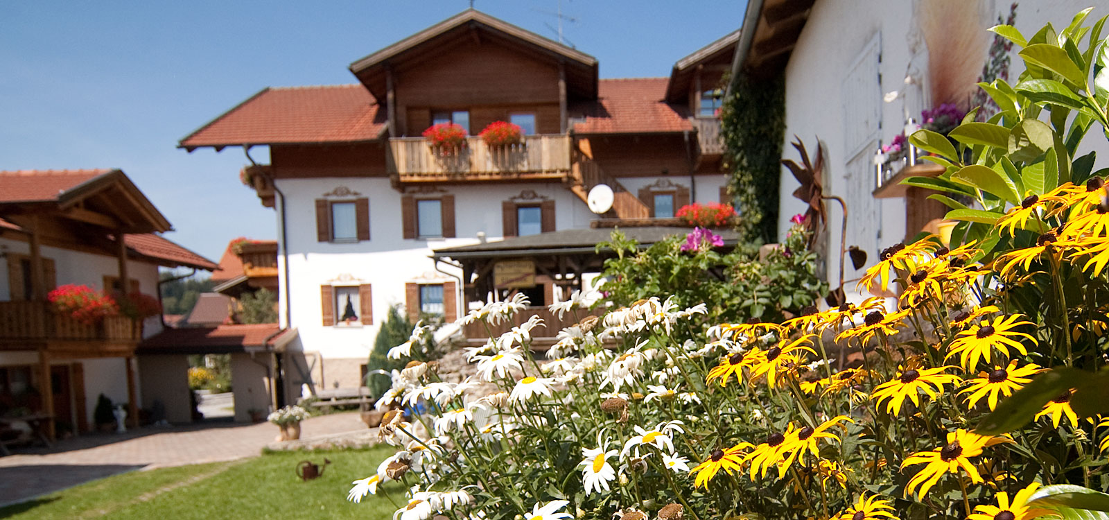 Urlaubsangebote Bayerischer Wald Ferienhof Ellerbeck